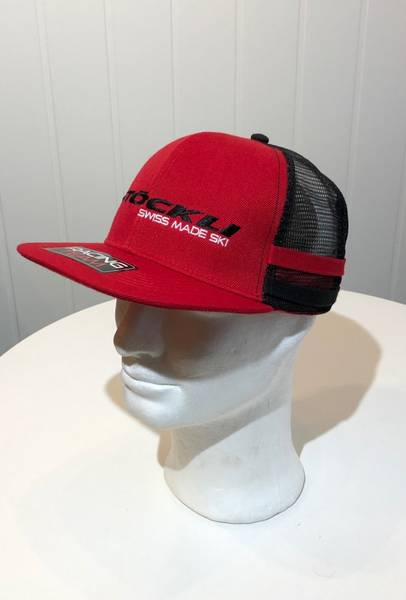 Stöckli Caps Unisex WRT-Red-Black